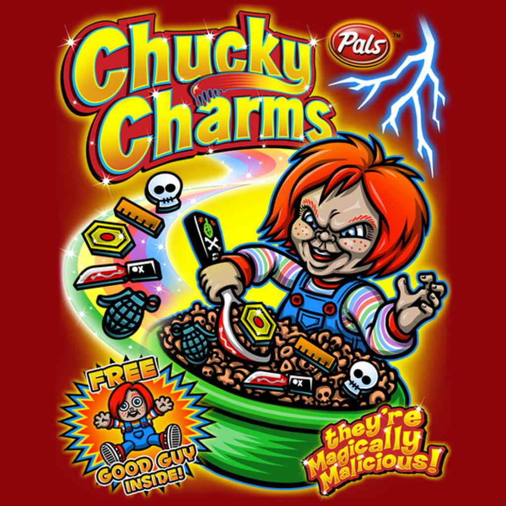 NeatoShop: Chucky Charms V2