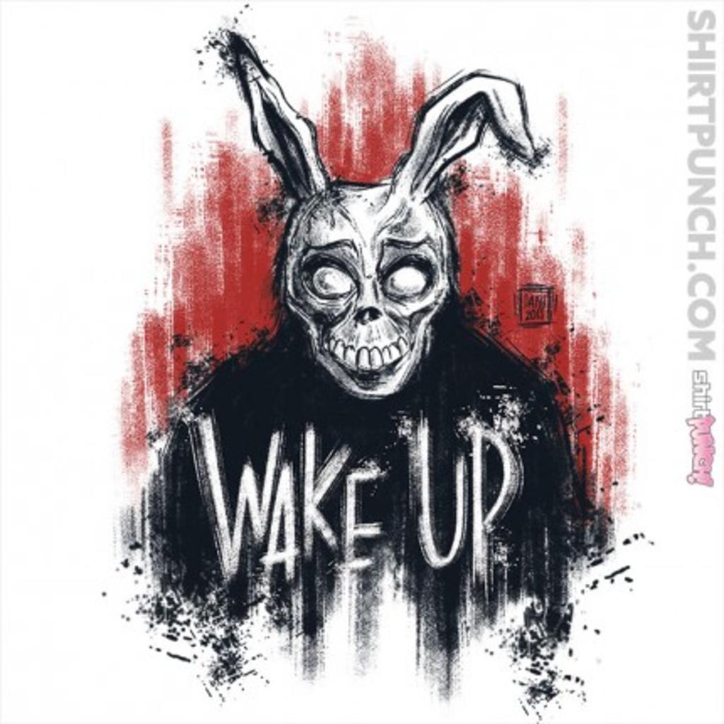 ShirtPunch: Wake Up!