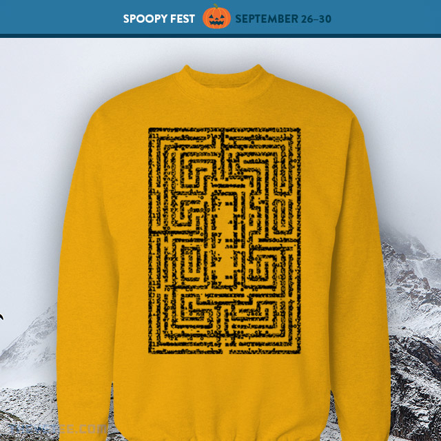 The Yetee: OVERLOOK MAZE