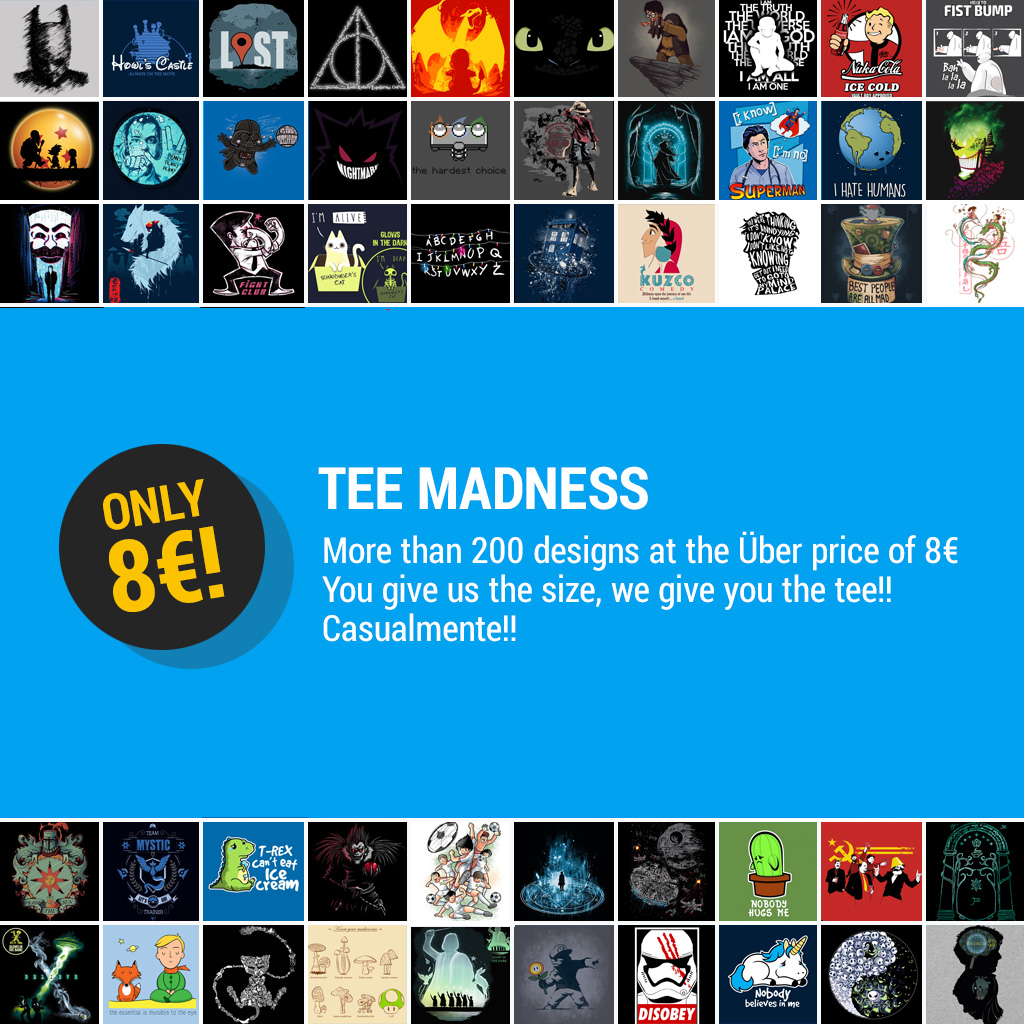 TeeTee: Tee Madness!