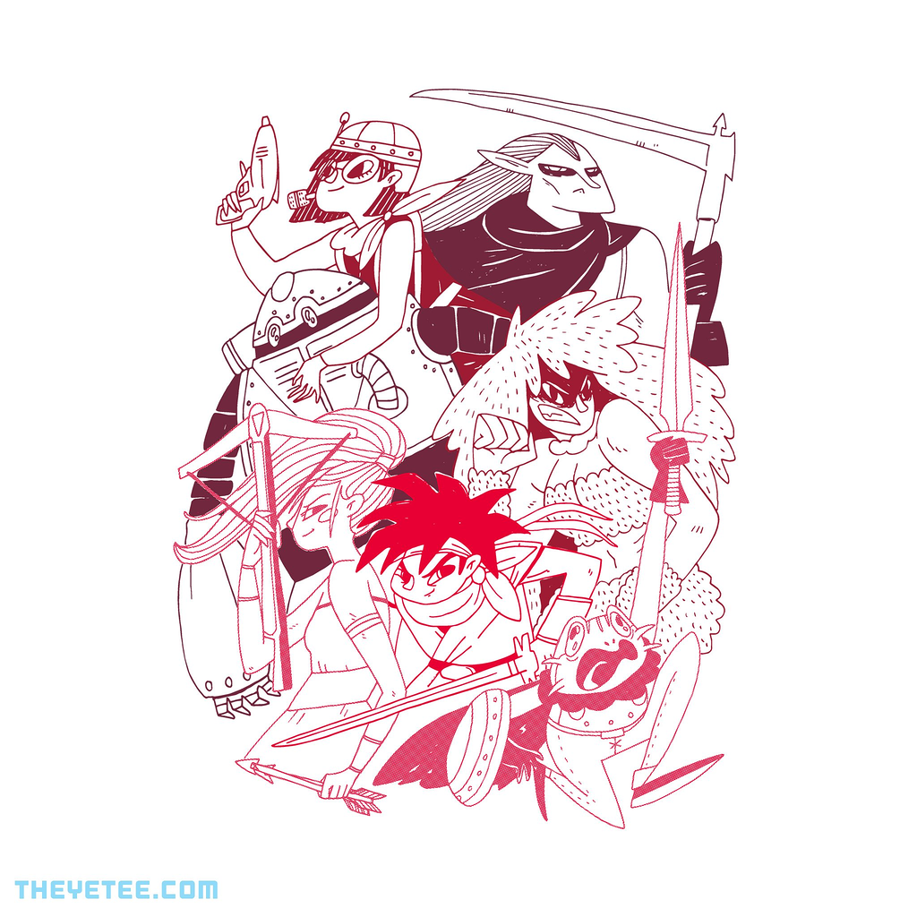 The Yetee: Friends Through Time