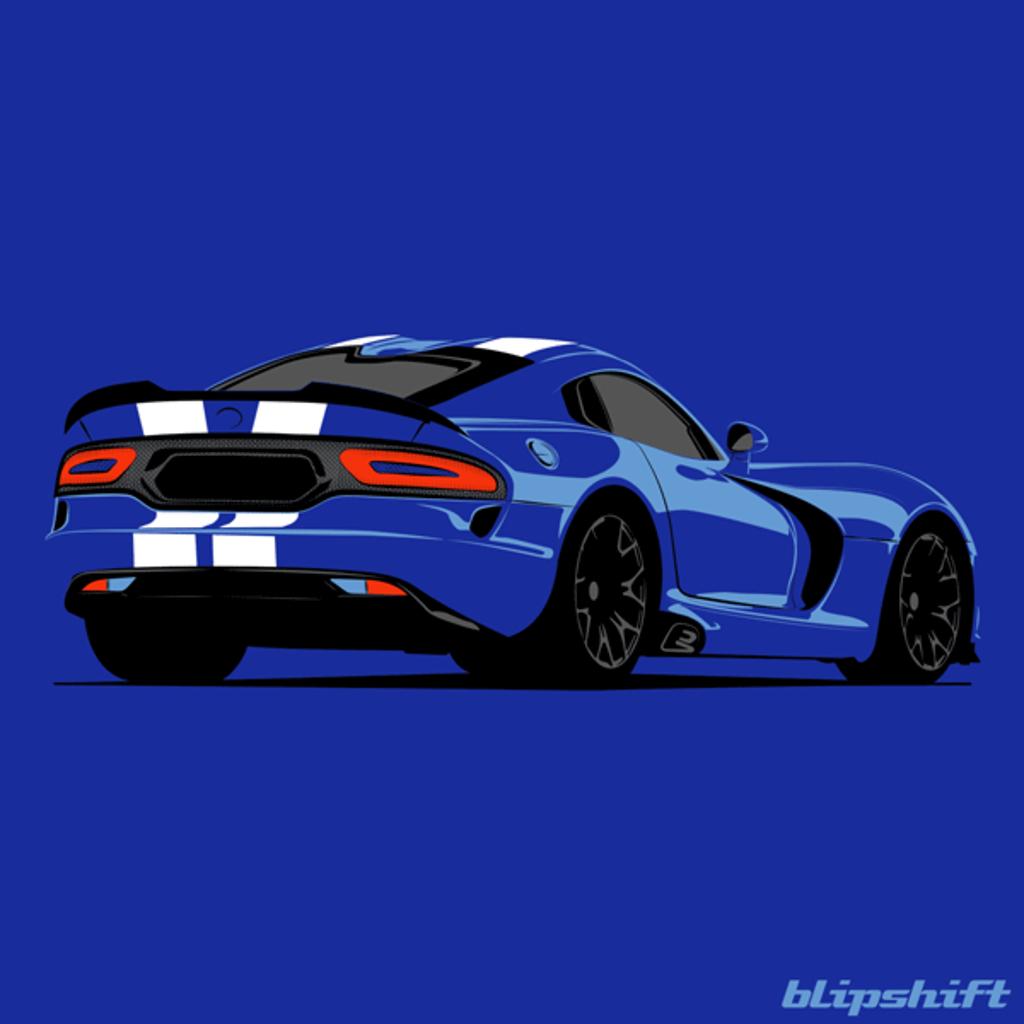 blipshift: Blue Mamba