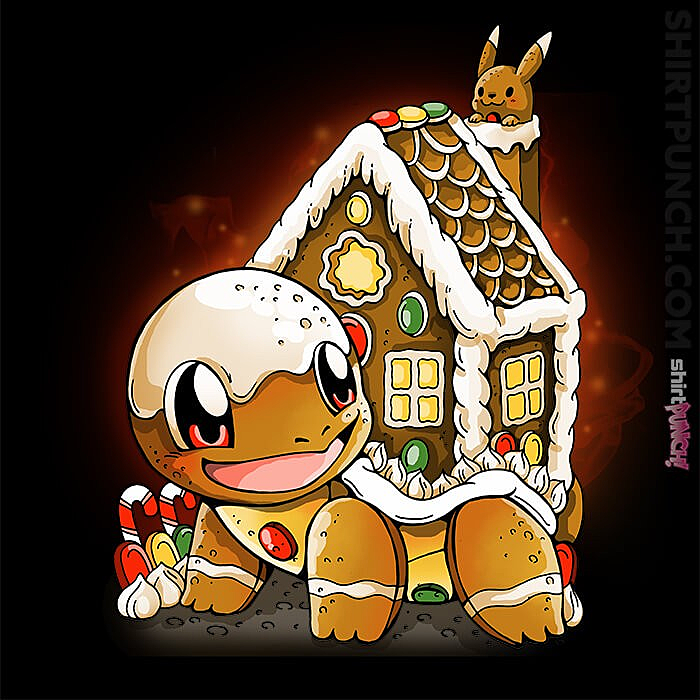 ShirtPunch: Squerry Christmas
