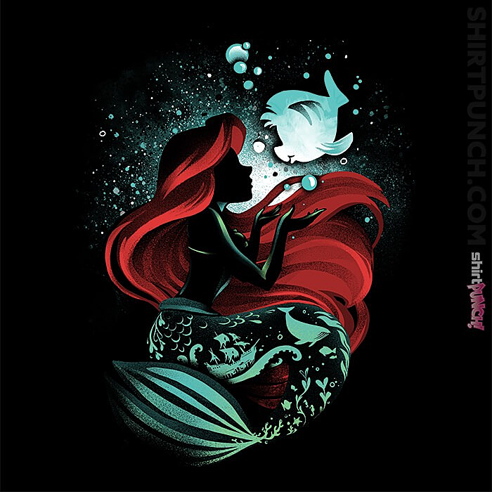 ShirtPunch: The Song Of The Mermaid