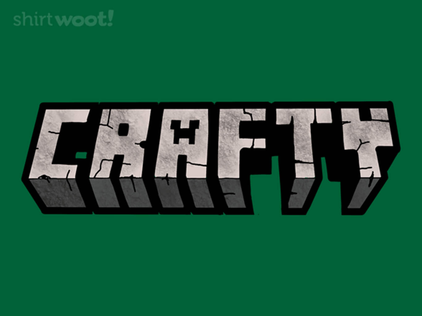 Woot!: Crafty - $15.00 + Free shipping