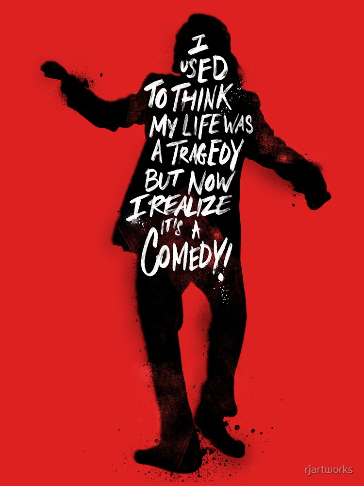 RedBubble: Joker Quote