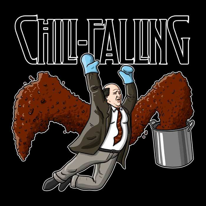 Once Upon a Tee: Chili Falling