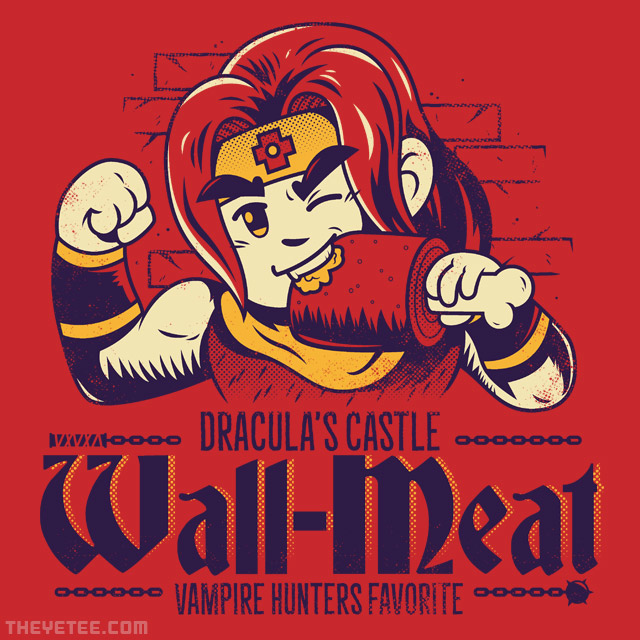 The Yetee: Wall-Meat