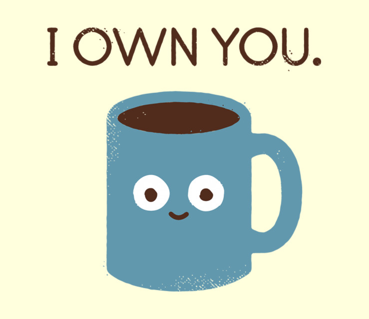 TeeFury: Coffee Talk