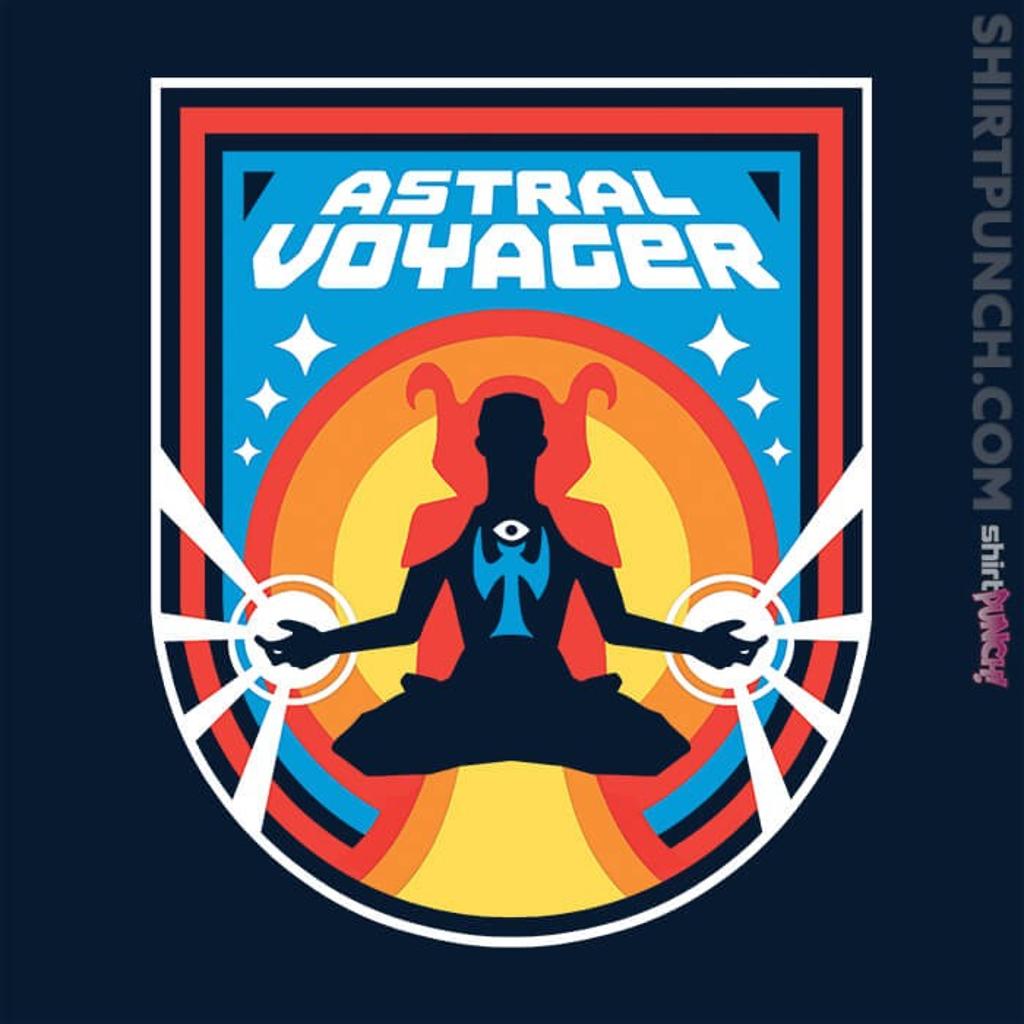 ShirtPunch: Astral Voyager