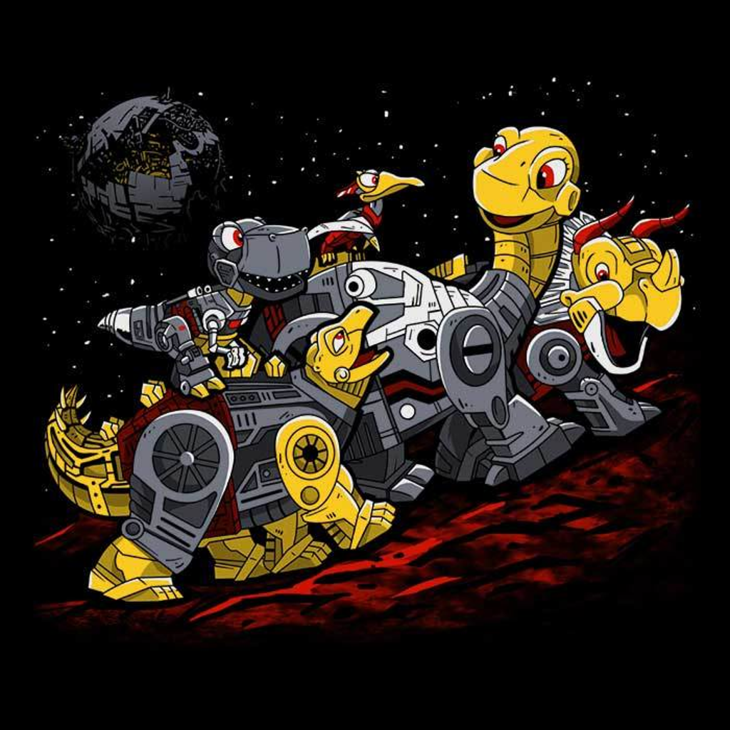 Once Upon a Tee: Bots Before Time