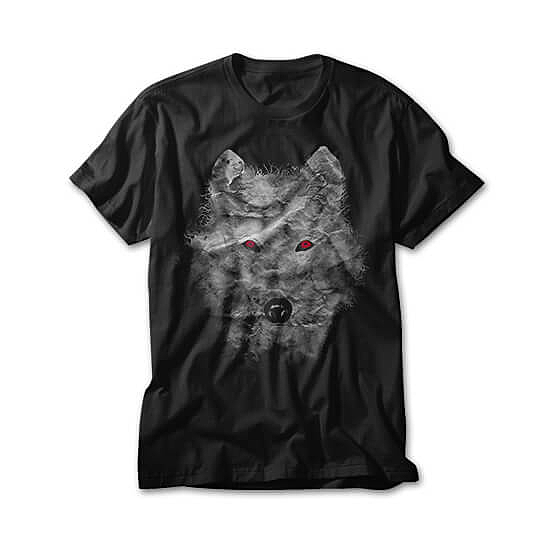 OtherTees: Ghost Wolf