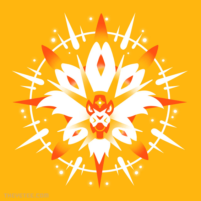 The Yetee: Radiant Sun