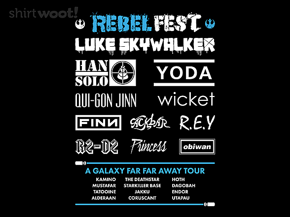Woot!: Rebel Fest