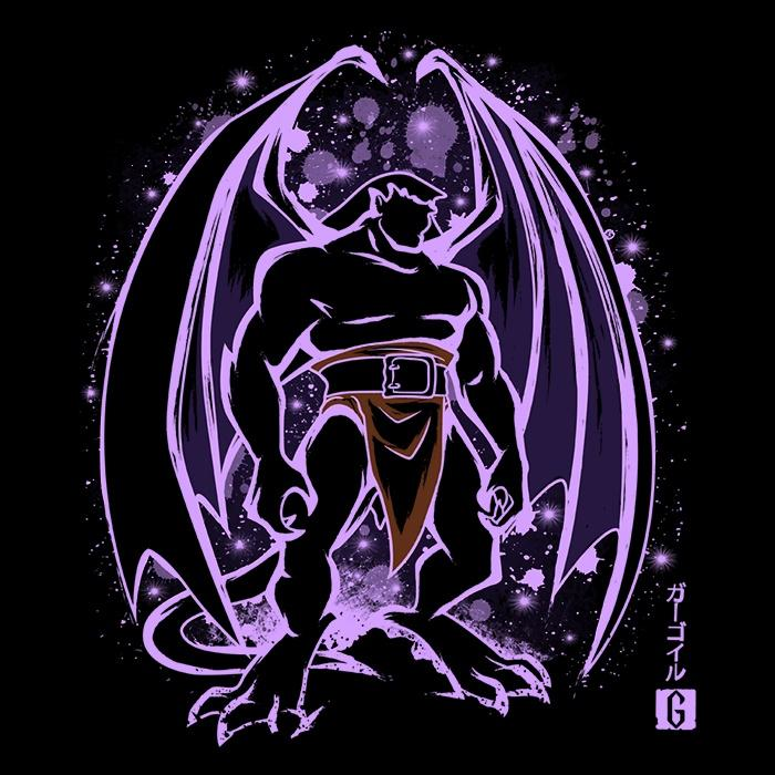 Once Upon a Tee: The Gargoyle