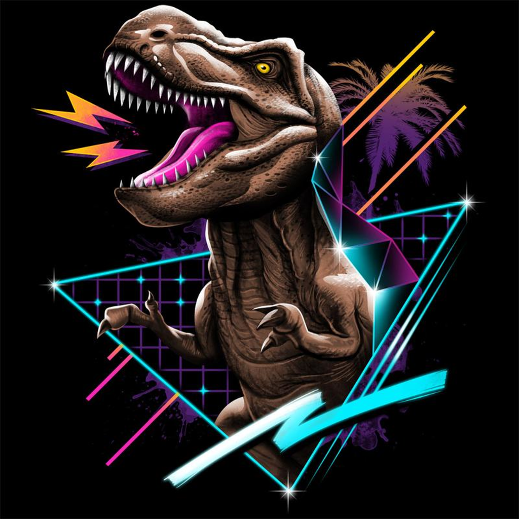 Curious Rebel: Rad T-Rex