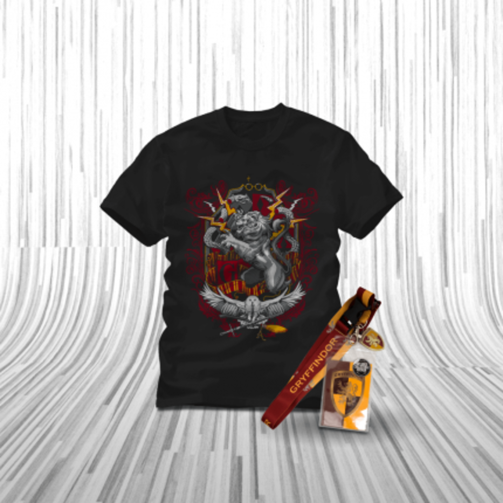 ShirtPunch: Gryffindor House Bundle