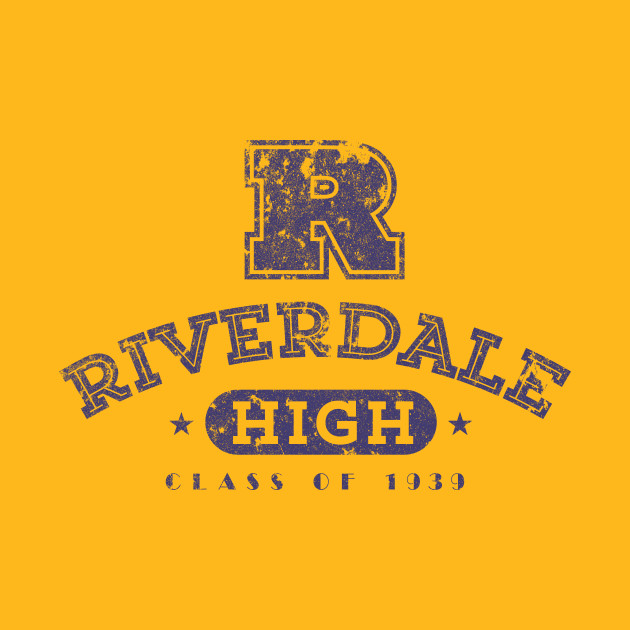 TeePublic: Riverdale High School T-Shirt