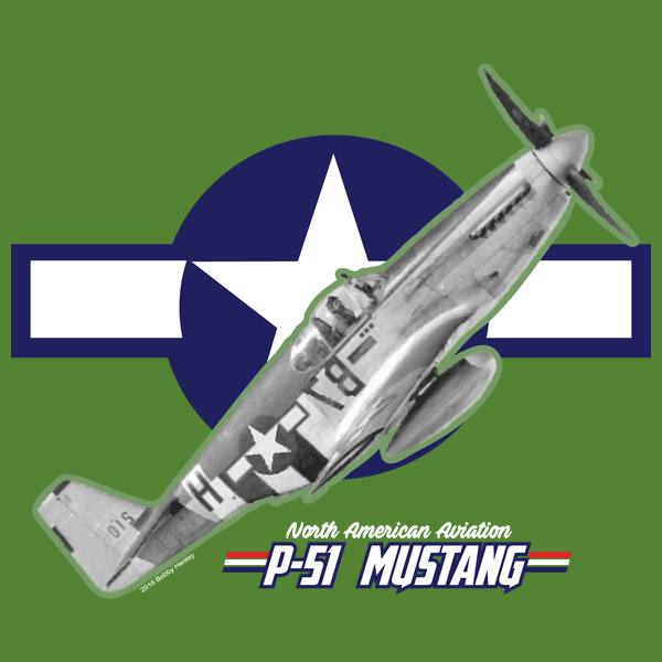 NeatoShop: P-51 Mustang