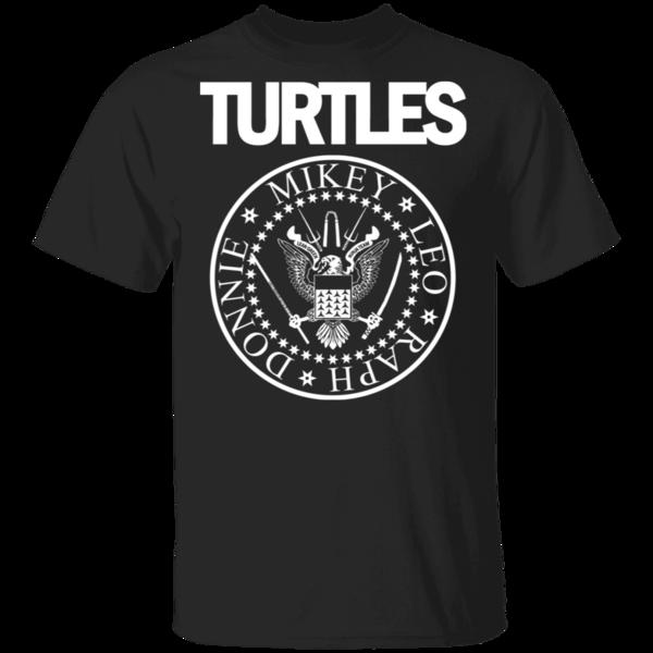 Pop-Up Tee: Turtles
