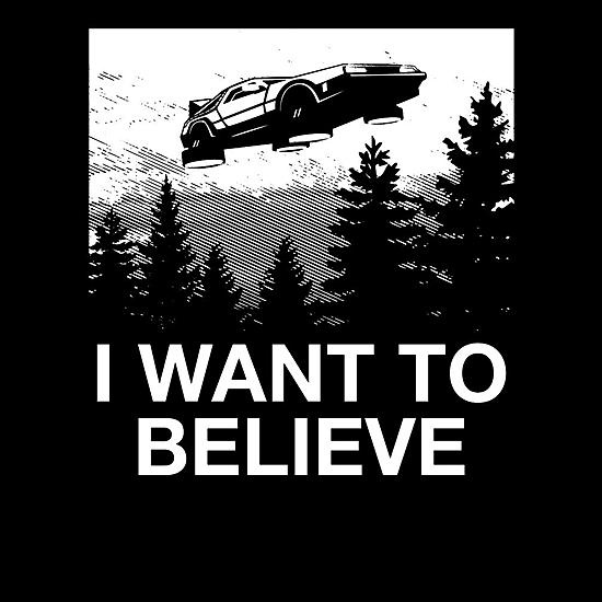 BustedTees: Believe in Time Travel