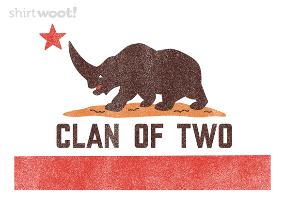 Woot!: Vintage Clan of Two