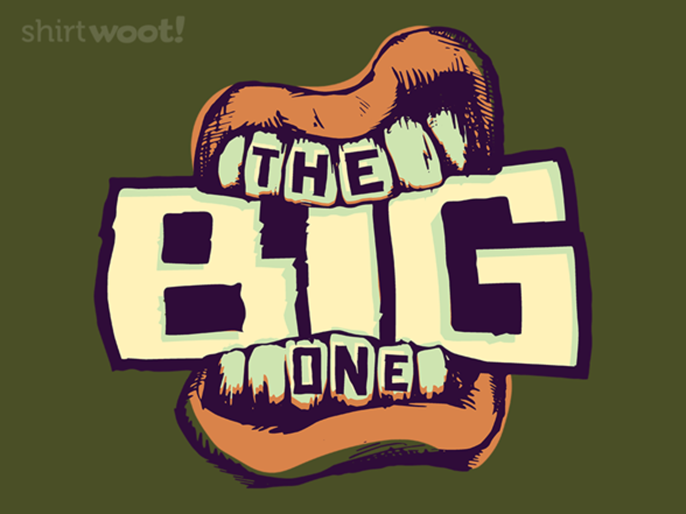 Woot!: Bite The Big One