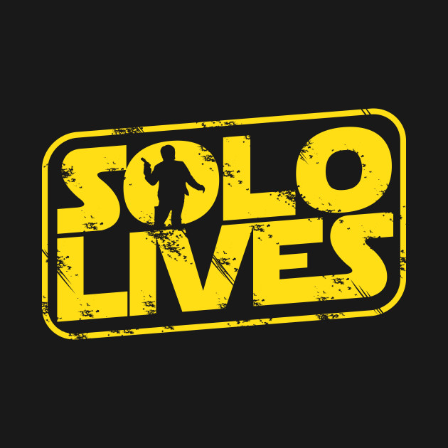 TeePublic: SOLO LIVES