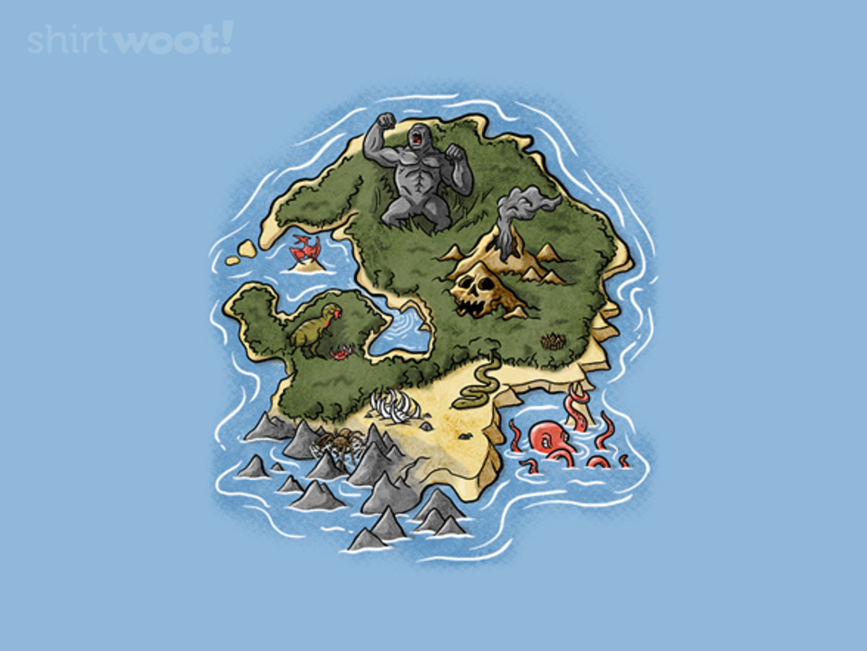 Woot!: Skull Island - $15.00 + Free shipping
