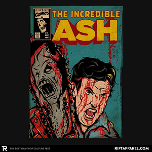 Ript: The Incredible Ash