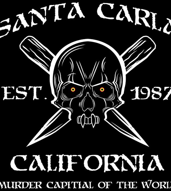 teeVillain: Santa Carla
