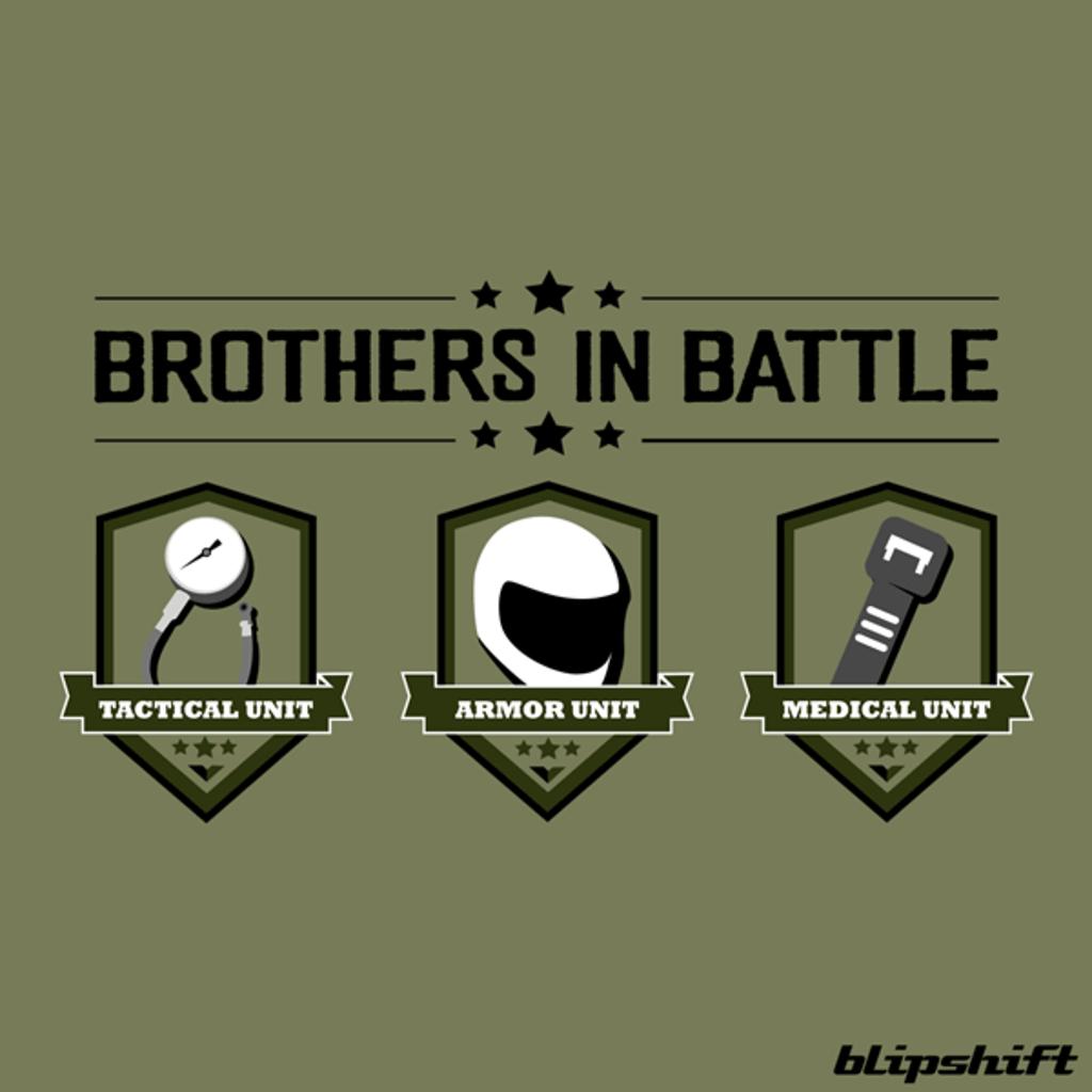 blipshift: Ready For Battle