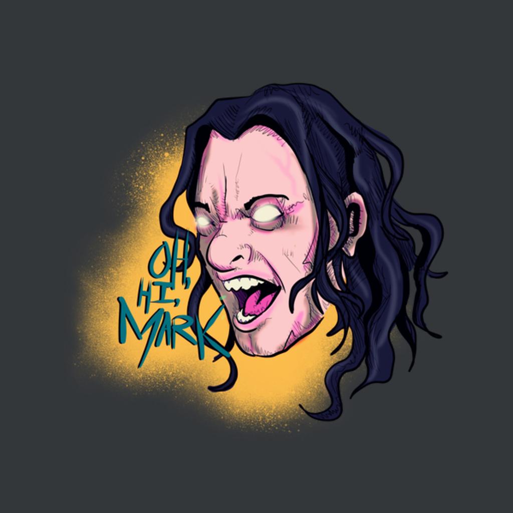 NeatoShop: Oh Hi Metal Mark