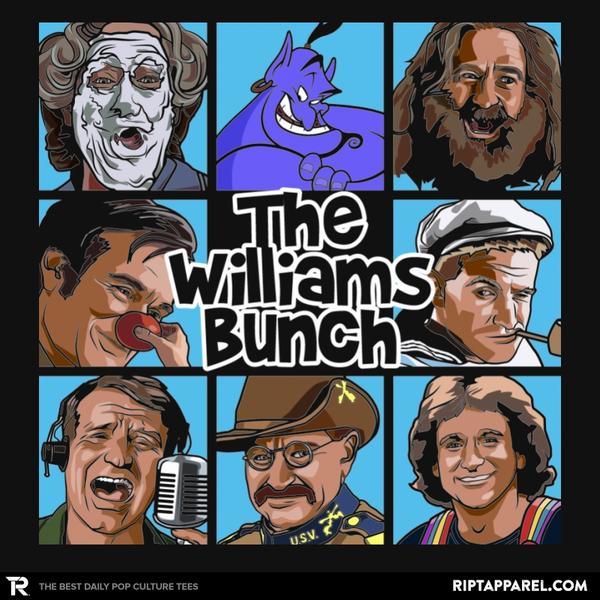 Ript: The Williams Bunch
