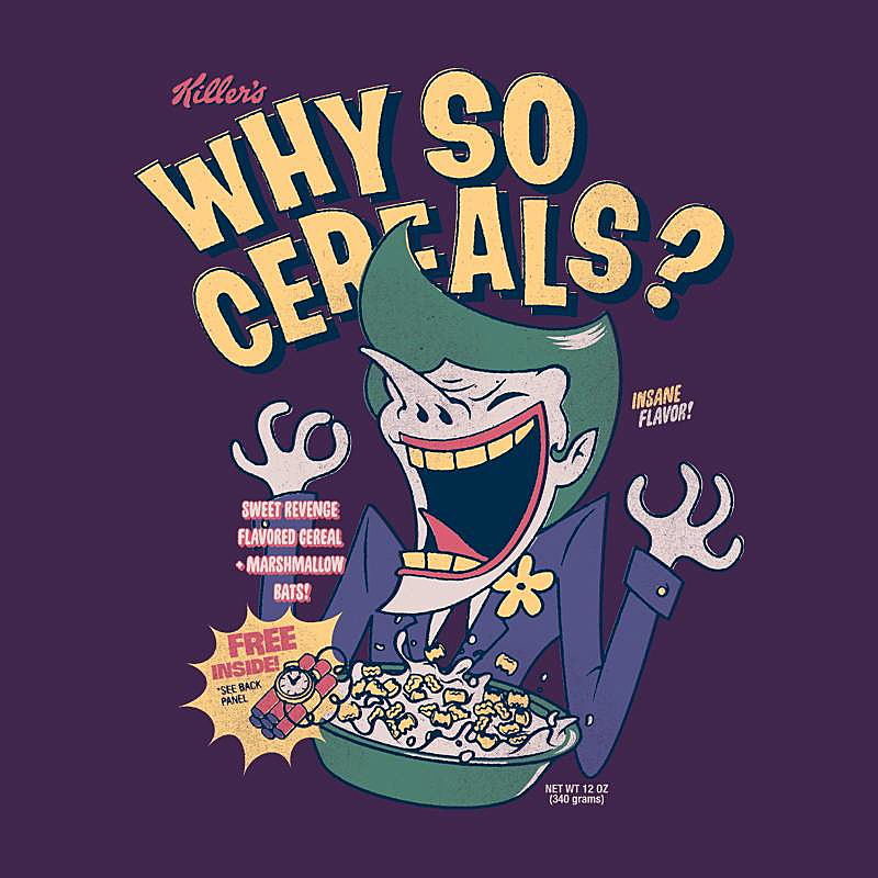 Pampling: Why So Cereals?