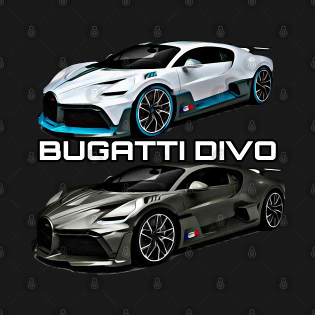 TeePublic: Best Bugatti Divo