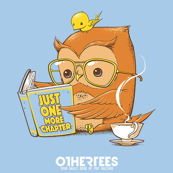OtherTees: Just One More Chapter