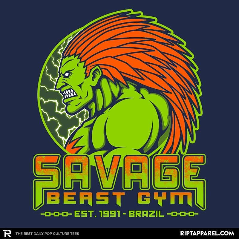 Ript: Savage Beast Gym