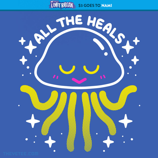 The Yetee: All The Heals