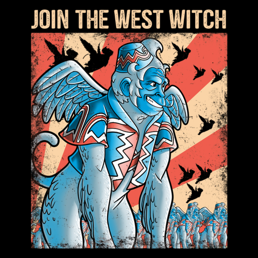 NeatoShop: Join the west witch