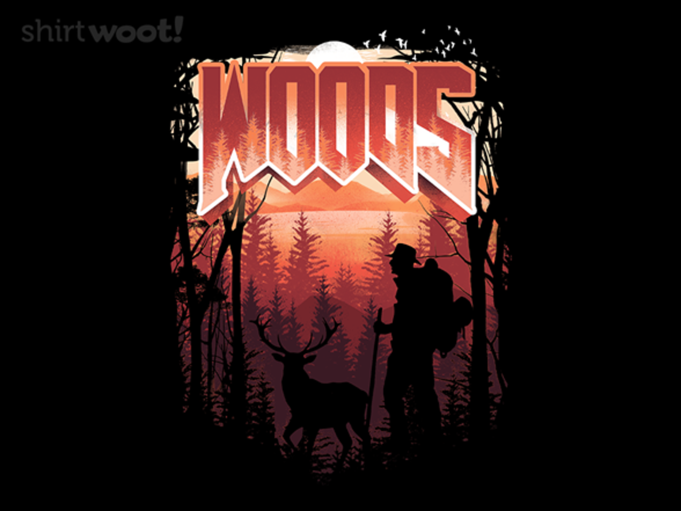 Woot!: Woods