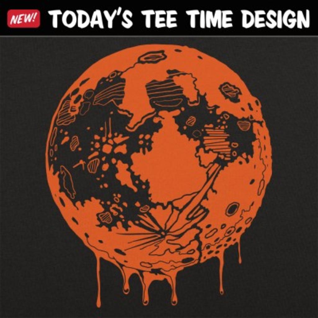 6 Dollar Shirts: Blood Moon
