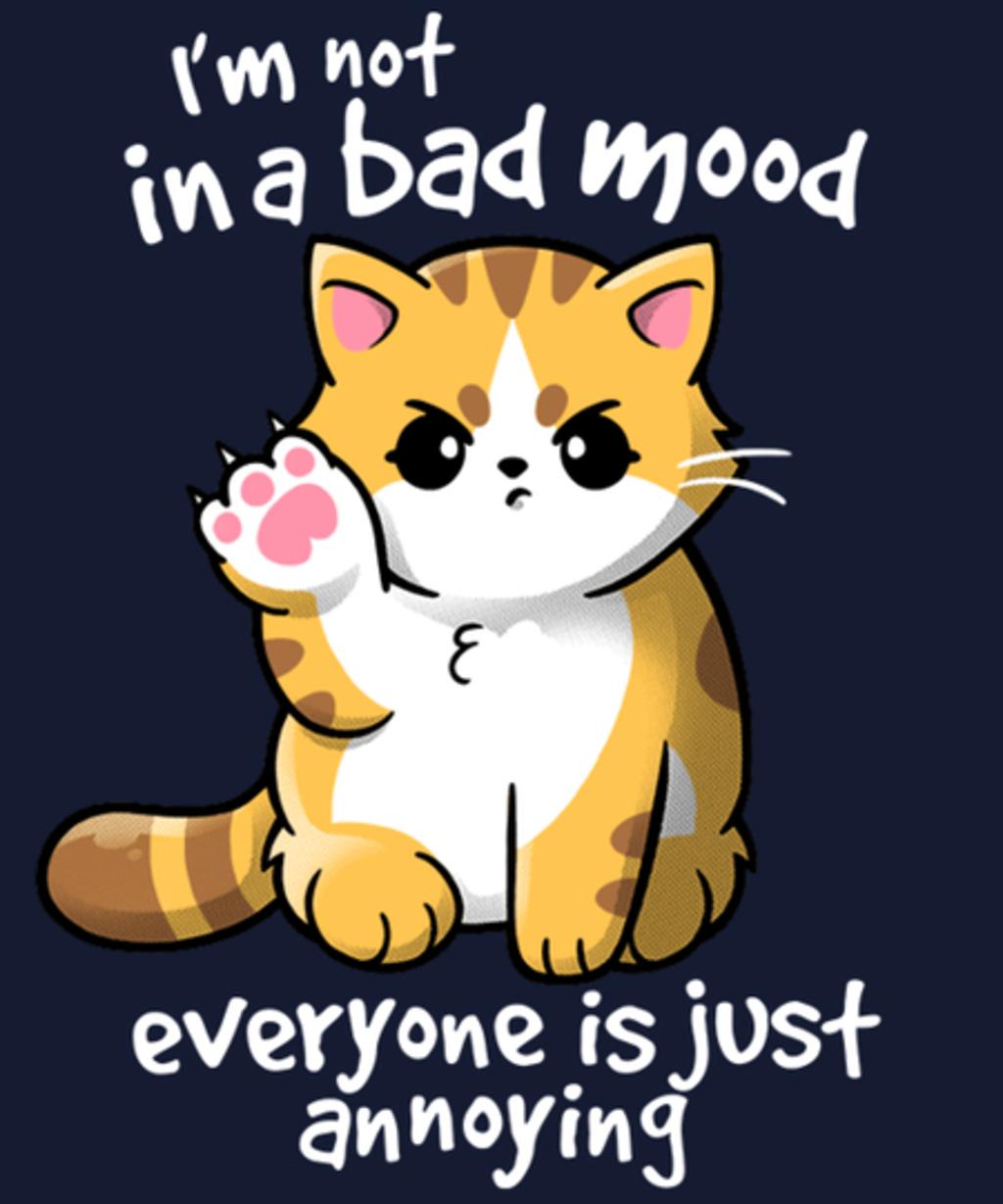 Qwertee: Bad mood