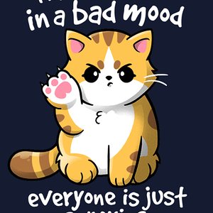 Qwertee: Bad mood