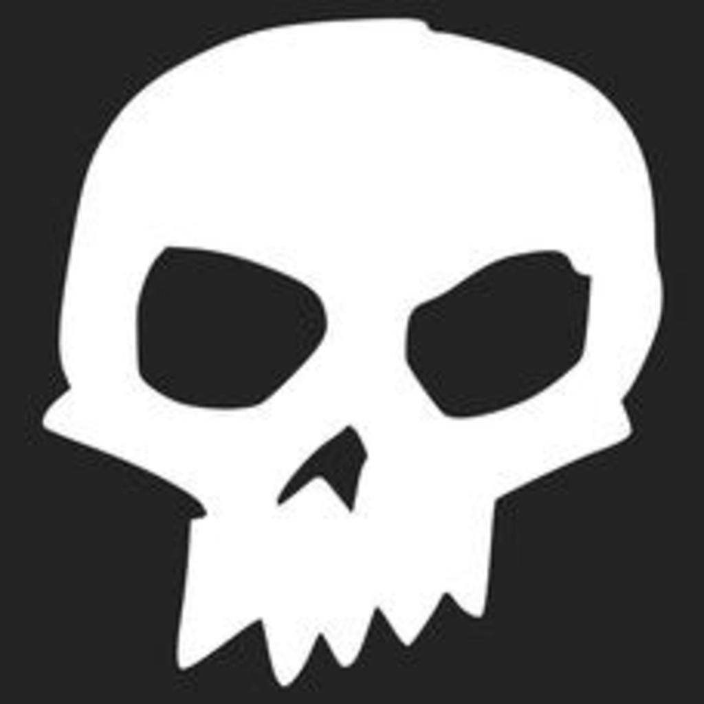 Textual Tees: Sids Skull T-Shirt