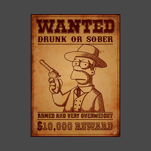 TeePublic: Homerwest