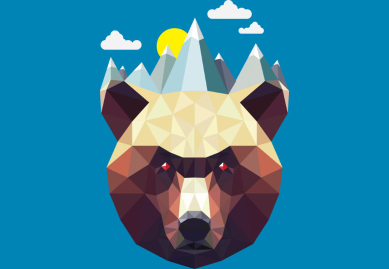 Design by Humans: Bear Mountain