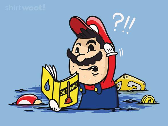 Woot!: Plumbing for Dummies
