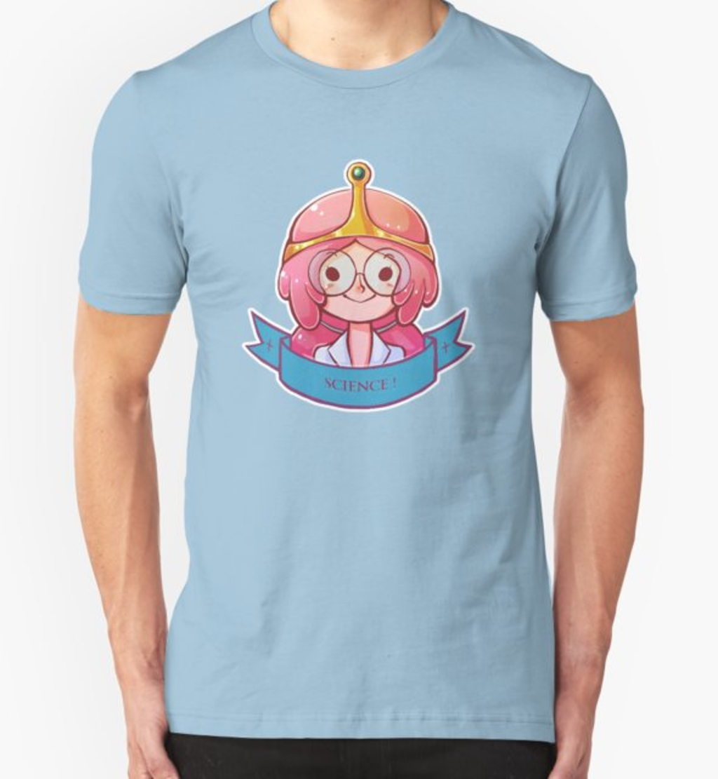 RedBubble: SCIENCE