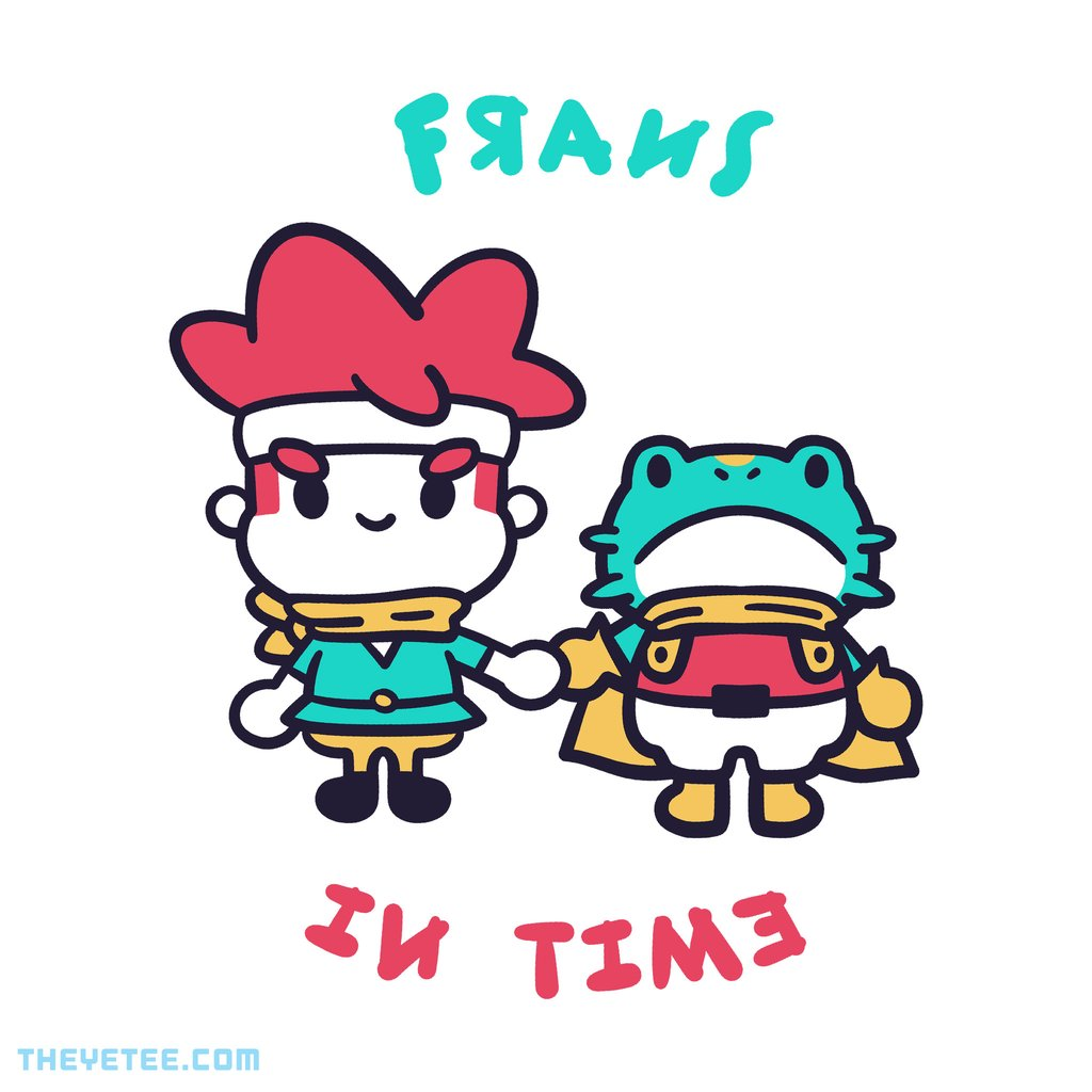 The Yetee: Frans In Time
